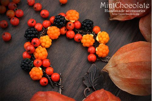 Orange breeze bracelet