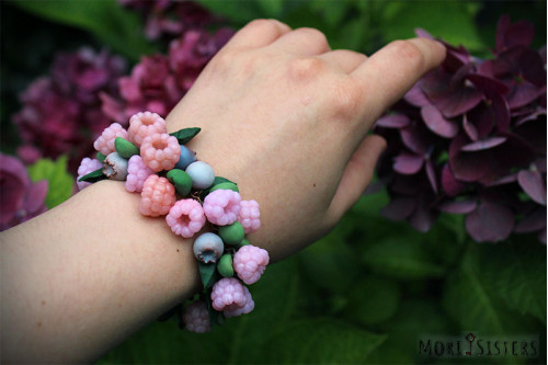 Pastel fantasy bracelet