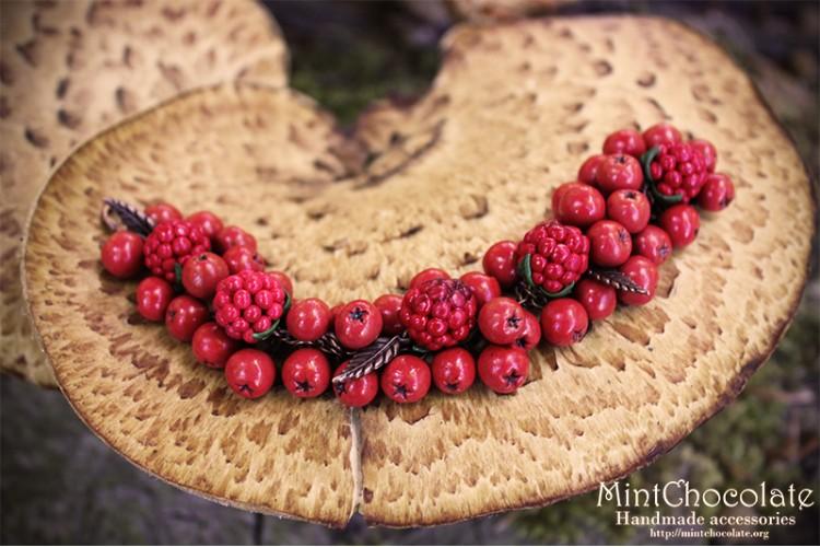 Rowanberry bracelet